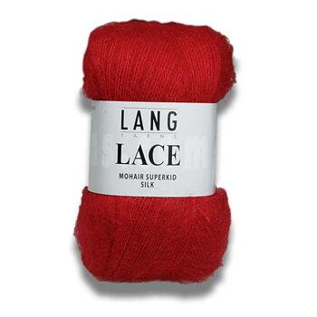 LACE - Mohair Silke