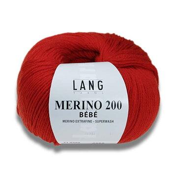 MERINO 200 BEBE - Varmt, mjukt och gosigt