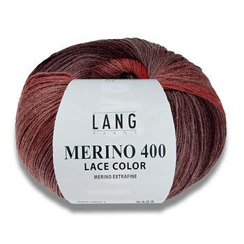 MERINO 400 LACE COLOR - Fin Merino