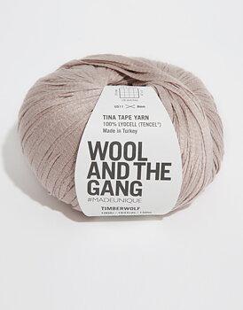 TINA TAPE YARN - Mjukare än silke, svalare än linne