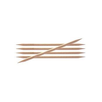 Strumpstickor - KnitPro Basix Birch 20 cm
