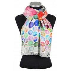 Vacker sjal från LindaLykke, flerfärgad