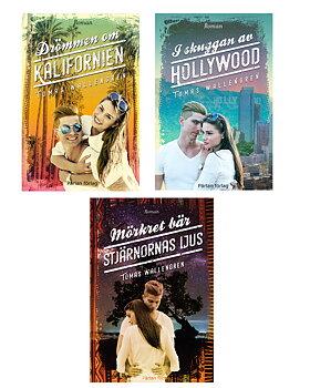 Drömmen om Kalifornien - hela serien om Carl och Felicia
