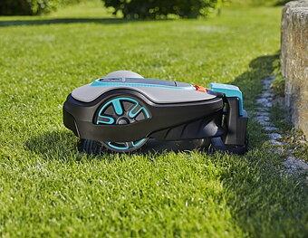 GARDENA smart SILENO life 1000 robotgräsklippare inkl gateway
