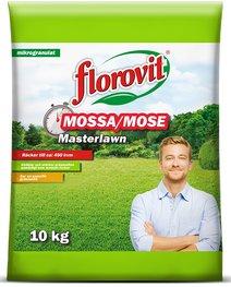 Florovit Gräsgödning MASTERLAWN MOSSA 400 KVM 10 kg
