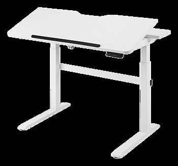 Delo Skrivbord Höj/Sänkbart