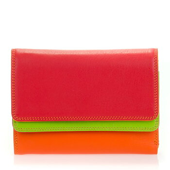 MyWalit double Flap Purse storlek 9x13cm, Jamaica