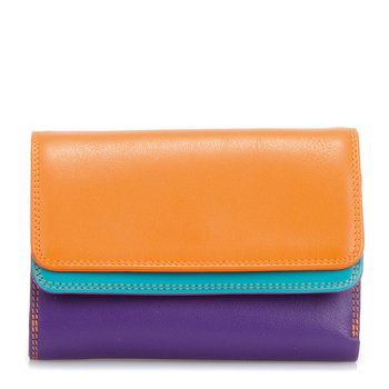 MyWalit double Flap Purse storlek 9x13cm, Copacabana