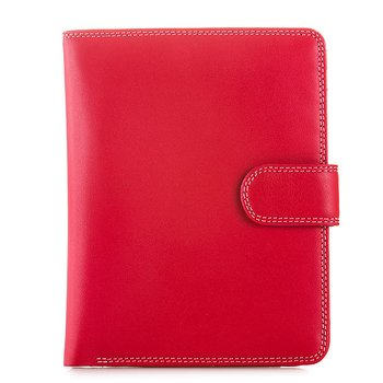 Snap Wallet Large från Mywalit 11x14 x 21 cm,  Ruby