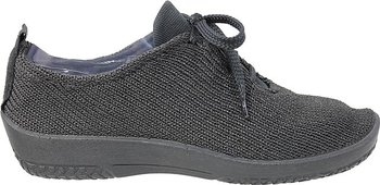 Arcopedico stickade sneakers, svart