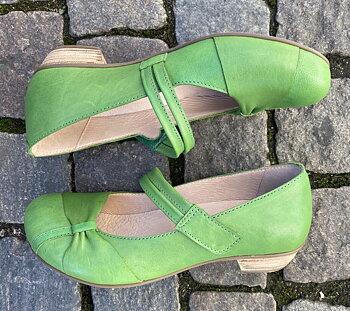 Brako sko modell Bem, äpplegrön