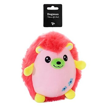 Dogman Plysch Kawaii Hedgehog