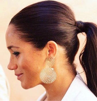 Aonde Gourmette earrings