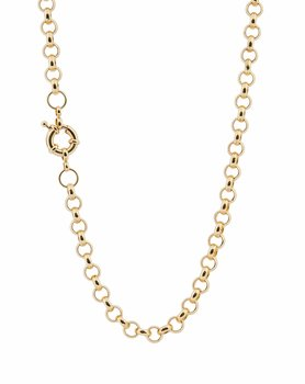 Link chain Necklace  50 cm