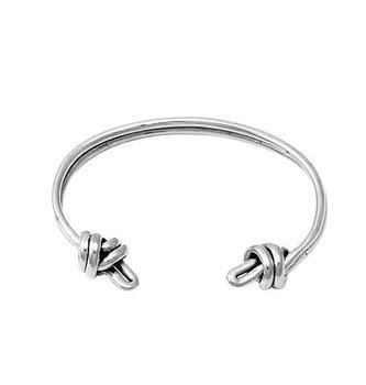 2 knots bracelet
