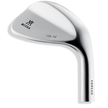Miura Milled Tour Wedge (High Bounce)