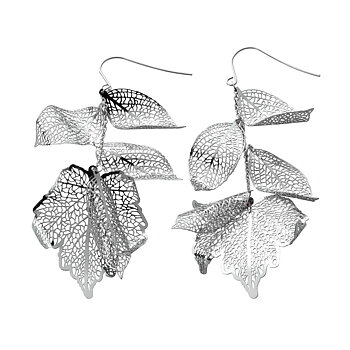 Nature Divine Earring - Stainless Steel