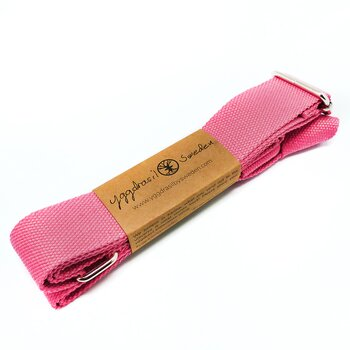 Adjustable Carry Strap and Stretch Assist Band | Light Pink
