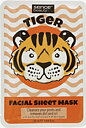 Ansiktsmask-Tiger