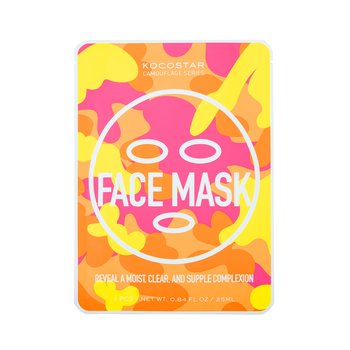 KOCOSTAR Camouflage Face Mask