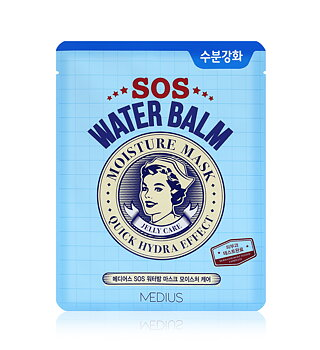 MEDIUS SOS Water Balm Mask - Moisture Care