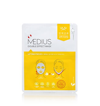 MEDIUS Double Effect Mask - Lifting Focus