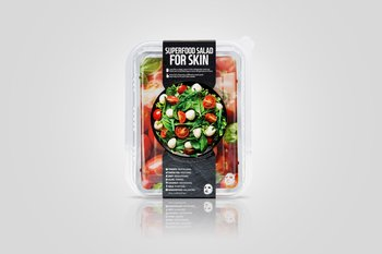 Superfood Salad Set 7 Sheet Masks (Tomato Mix)