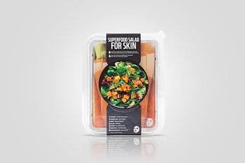 Superfood Salad Set 7 Sheet Masks (Carrot Mix)