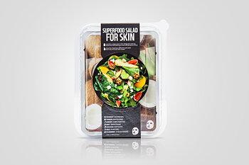 Superfood Salad Set 7 Sheet Masks (Coconut Mix)