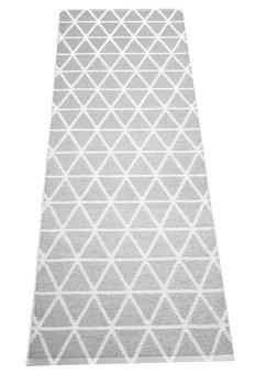Vera grå - plastmatta