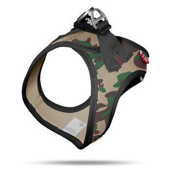 Curli Vest Harness Air Mesh, Camo