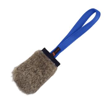 Tug-E-Nuff Kaninskinn Mini med  Pip