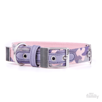 My Family West Point Halsband, Rosa Camo