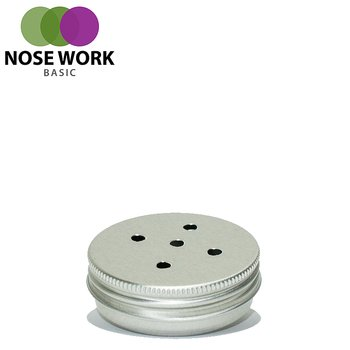 Nose Work Behållare MED magnet, Small