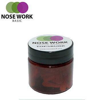 Topsburk för Nose Work