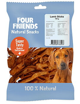 Four Friends Natural Snacks Lamb Stick