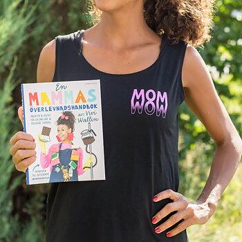 PAKET: En mammas överlevnadshandbok + Linne MOM-WOW