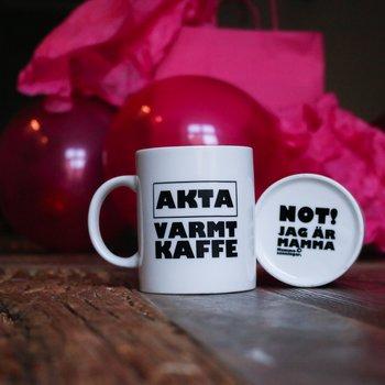 Kaffemugg  - Varmt Kaffe