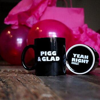 Kaffemugg  - Pigg & Glad