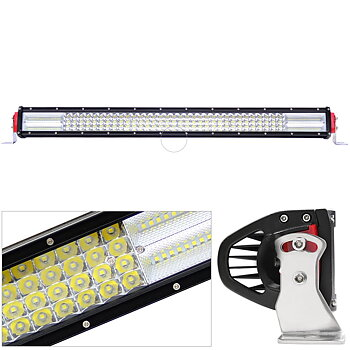 Led Ljusramp 744W 4 Raders