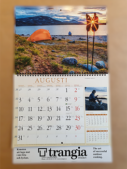 """Kalender  """"Bildkalender Norr 2020"""""""