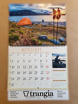 "Calendar ""Bildkalender Norr 2020"""