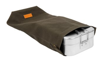 Roll Top bag, Matdosa Large, olive
