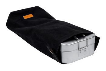 Roll Top cover, Mess tin Large, black
