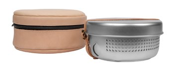Storm Cooker  25-1/UL W LEATHER CASE & STRAP
