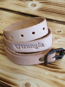 Leather strap 68 cm