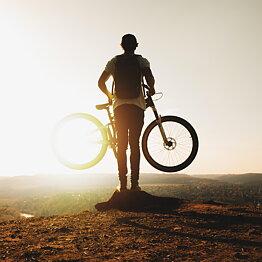 Cykelstrumpor