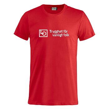 T-shirt Trygghet för vanligt folk