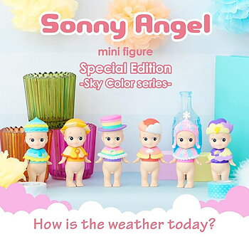 Sonny Angel Sky Color Special Edition 2020