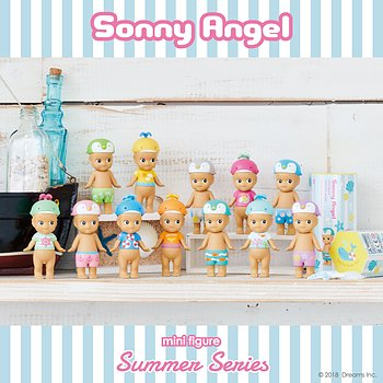Sonny Angel Summer Serie 2018